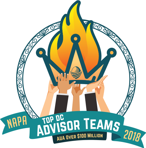 2018 NAPA List of Top DC Advisor Teams logo